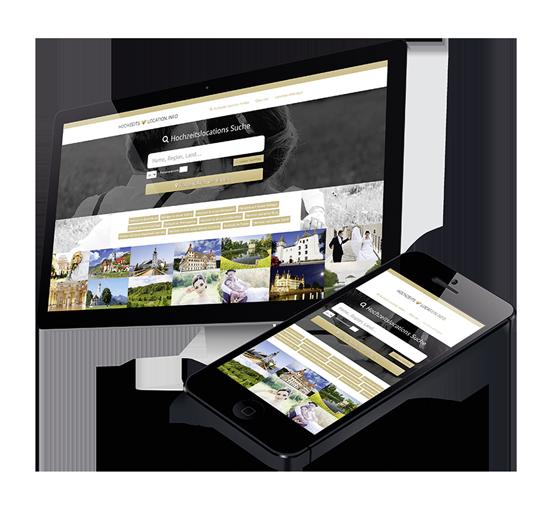 hochzeits-location.info - Die Plattform für Locationsuchende Brautpaare