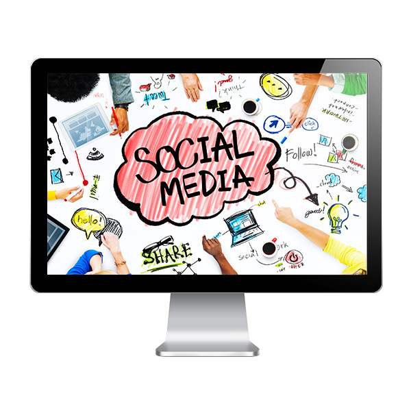 Optionales Social-Media Paket buchen