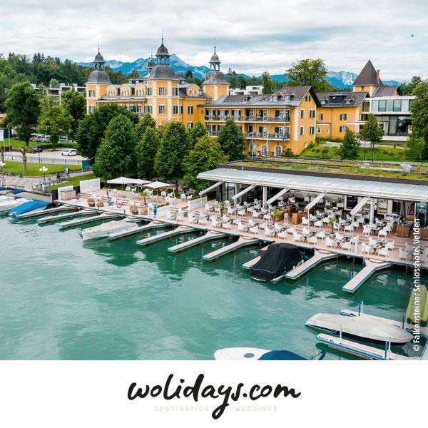 wolidays.com - Mehrtägige Hochzeitsfeiern und Flitterwochen